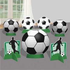 Soccer Goal Getter Table Decorating Kit