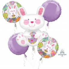 Easter Enchantment Bouquet Foil Balloons