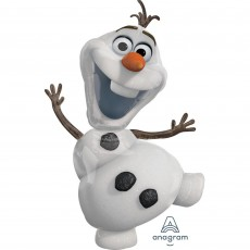 Disney Frozen Super Shape XL Olaf Shaped Balloon