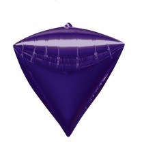 Purple Shaped Balloon