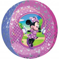 Minnie Mouse Shaped Balloon