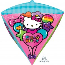 Hello Kitty UltraShape Shaped Balloon