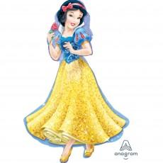 Disney Princess SuperShape XL Snow White Shaped Balloon 60cm x 93cm