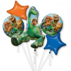 The Good Dinosaur Party Decorations - Shaped Balloons Bouquet