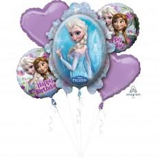 Disney Frozen Bouquet Foil Balloons