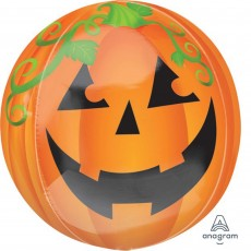 Halloween Pumpkin Shaped Balloon