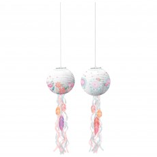 Free Spirit Party Decorations - Lanterns
