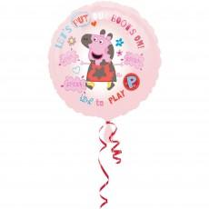 Peppa Pig Standard HX Foil Balloon