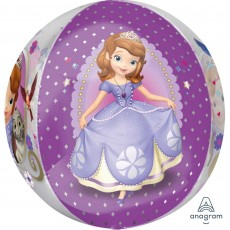 Sofia The First Multi-Film Shaped Balloon