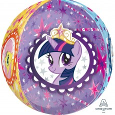 My Little Pony Party Decorations - Shaped Balloon Orbz XL