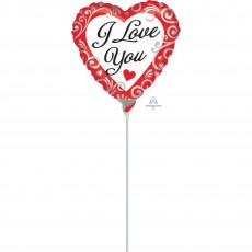 Love Fancy Shaped Balloon