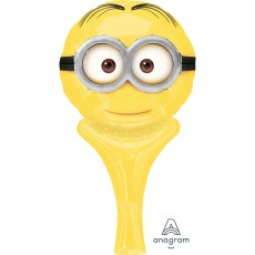 Minions CI: Inflate-A-Fun Shaped Balloon