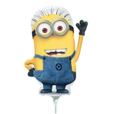 Minions Despicable Me Mini Shaped Balloon