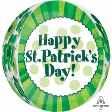 St Patrick's day Multi-Film Shaped Balloon