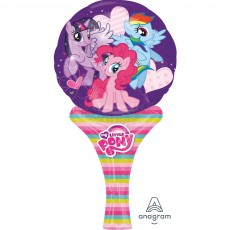 My Little Pony Party Decorations - Foil Balloon CI: Inflate-A-Fun