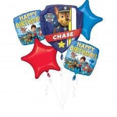 Paw Patrol Bouquet Foil Balloons