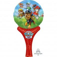 Paw Patrol CI: Inflate-A-Fun Shaped Balloon 15cm x 30cm