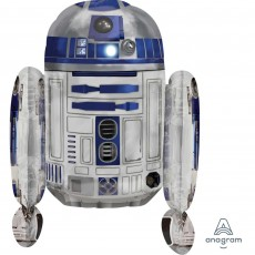Star Wars Multi-Balloon XL R2-D2 Shaped Balloon