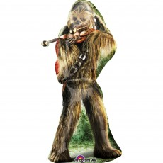 Star Wars Party Supplies - XL Chewbacca Shaped Balloon