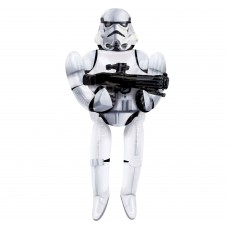 Star Wars Storm Trooper Airwalker Foil Balloon
