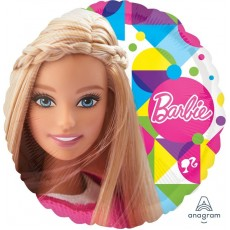Barbie Sparkle Standard HX Foil Balloon