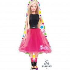 Barbie Sparkle SuperShape XL Shaped Balloon