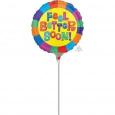 Get Well Foil Balloon