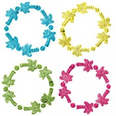 Hawaiian Tropical Bead Bracelets Jewellery