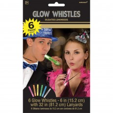 New Year Glow Whistles Misc Accessories