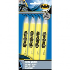Batman Lanyard Glow Stick Necklaces Favours