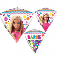 Barbie Sparkle UltraShape Shaped Balloon