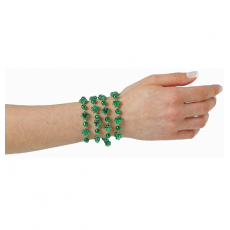 St Patrick's day Shamrock Bracelet Jewellery