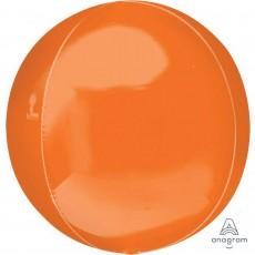 Orange Shaped Balloon