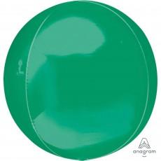 Green Shaped Balloon