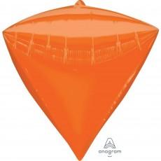 Orange UltraShape Shaped Balloon