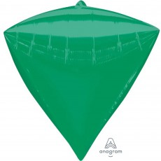 Green UltraShape Shaped Balloon