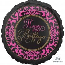 Fabulous Birthday Fabulous Celebration Standard HX Foil Balloon