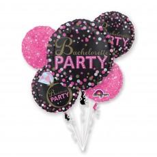 Bachelorette Bouquet Foil Balloons