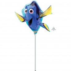 Finding Dory Party Decorations - Shaped Balloon Mini