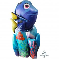 Finding Dory Party Decorations - Airwalker Foil Balloon