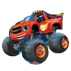 Blaze & The Monster Machines SuperShape Shaped Balloon