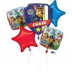 Paw Patrol Bouquet Foil Balloons Pack of 5