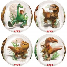 The Good Dinosaur Party Decorations - Shaped Balloon Orbz