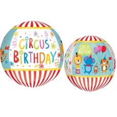 Big Top Circus Theme Shaped Balloon
