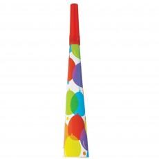 Balloon Bash Horns Pack of 24