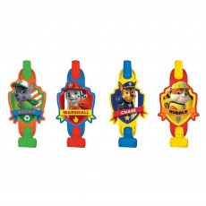 Paw Patrol Blowouts 13cm Pack of 8