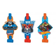 Hot Wheels Wild Racer Blowouts 13cm Pack of 8