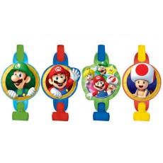 Super Mario Blowouts