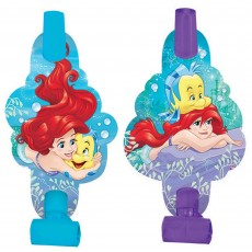The Little Mermaid Ariel Dream Big with Medallion Blowouts