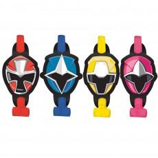 Power Rangers Party Supplies - Blowouts Ninja Steel